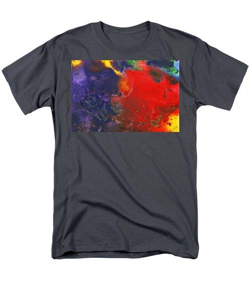 Abstract - Crayon - Andromeda T-Shirt by Mike Savad