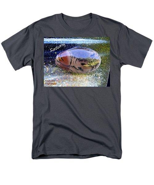 Barack Obama Saturn T-Shirt by Augusta Stylianou