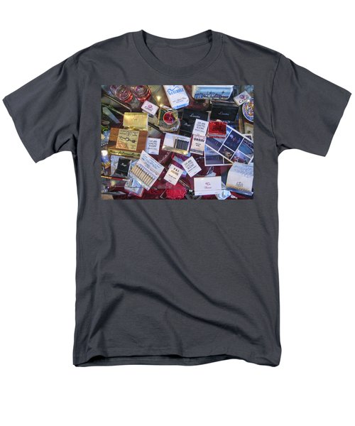 BORDELLO PARAPHERNALIA 2 - WALLACE IDAHO T-Shirt by Daniel Hagerman