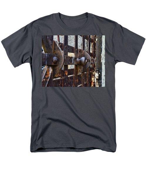 Door to Death Row T-Shirt by Paul Ward