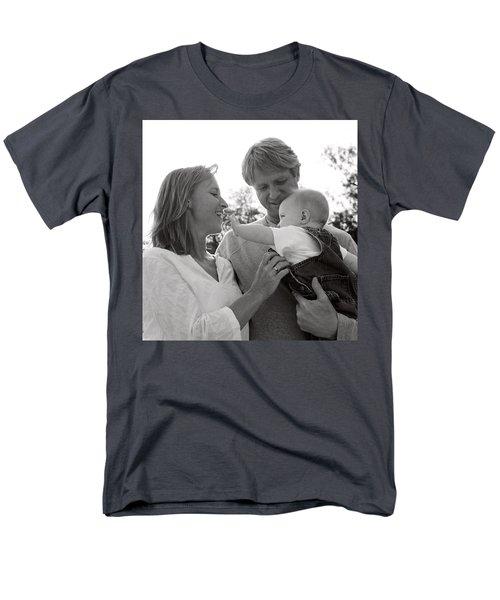 Family Portrait T-Shirt by Michelle Quance