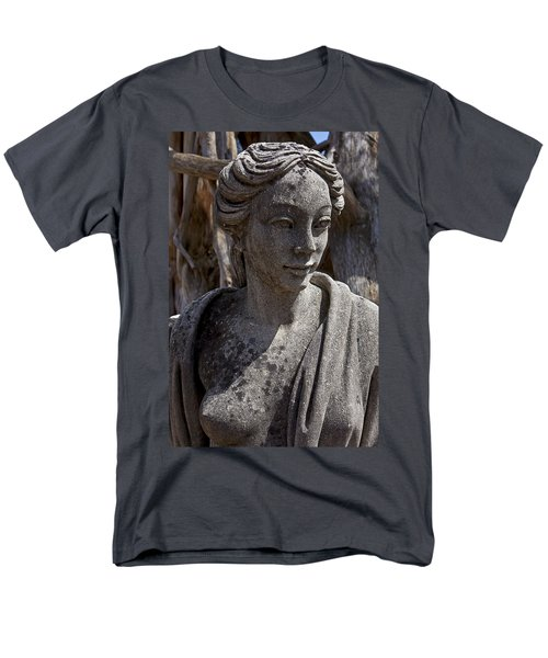 Female statue T-Shirt by Garry Gay