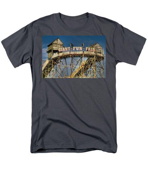 Giant Fun Fair T-Shirt by Adrian Evans