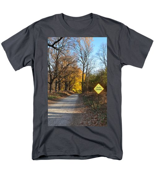 Gods Country T-Shirt by Bill Cannon