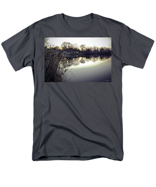 Hearns Pond Reflection T-Shirt by Brian Wallace