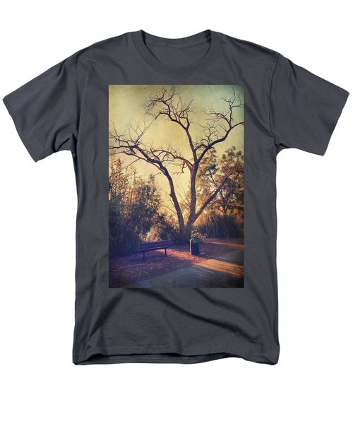 Let Us Sit Side By Side T-Shirt by Laurie Search
