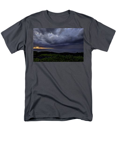 Morning Squall T-Shirt by Mike Herdering