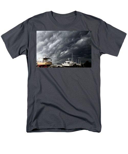 Natures Fury T-Shirt by KAREN WILES