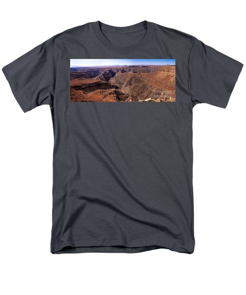Panormaic View of Canyonland T-Shirt by Robert Bales