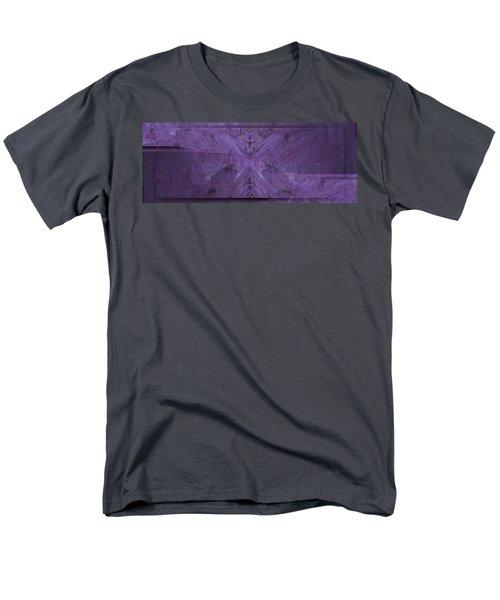 Purple Poeticum T-Shirt by Tim Allen