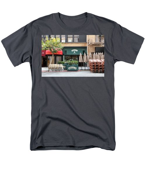 San Francisco - Maiden Lane - Mocca Cafe - 5D17788 T-Shirt by Wingsdomain Art and Photography