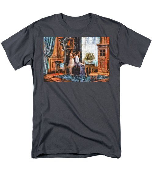 Sisters T-Shirt by Mo T