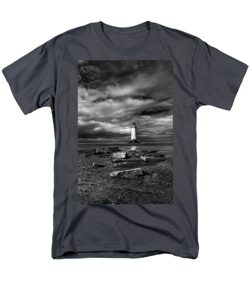 The Old Lighthouse  T-Shirt by Adrian Evans