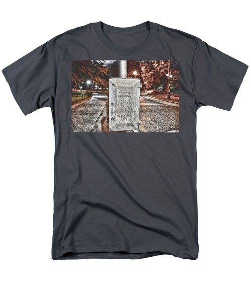 Traffic Control Box T-Shirt by Paul Ward