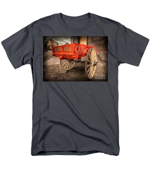 Victorian Cart T-Shirt by Adrian Evans