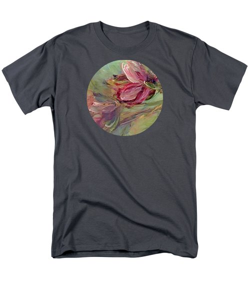 Flower Blossoms Men's T-Shirt  (Regular Fit) by Mary Wolf