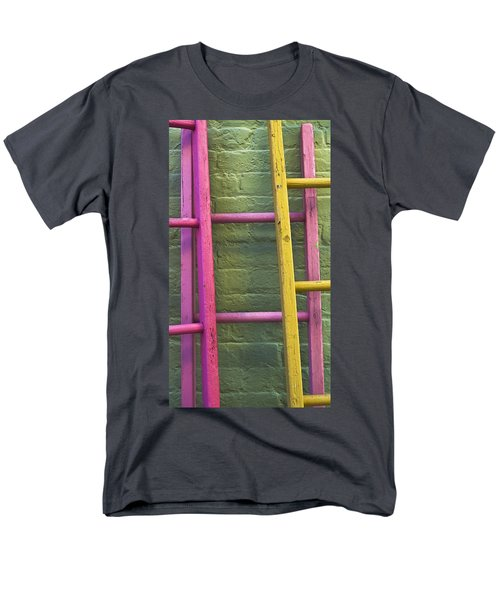 Upwardly Mobile T-Shirt by Skip Hunt