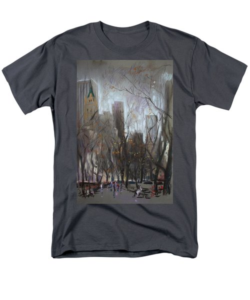 NYC Central Park T-Shirt by Ylli Haruni