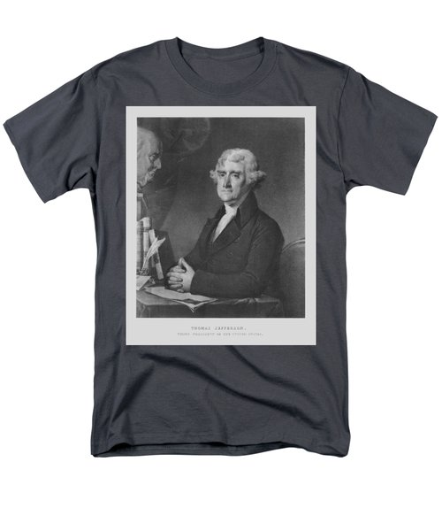 Thomas Jefferson T-Shirt by War Is Hell Store