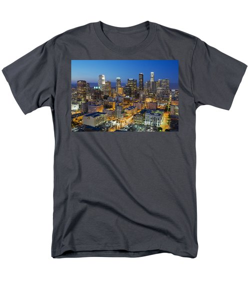 A Night In L A Men's T-Shirt  (Regular Fit) by Kelley King