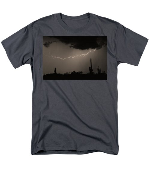 Across the Desert - Sepia print T-Shirt by James BO  Insogna