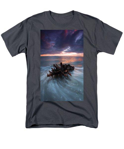 Adrift T-Shirt by Mike  Dawson