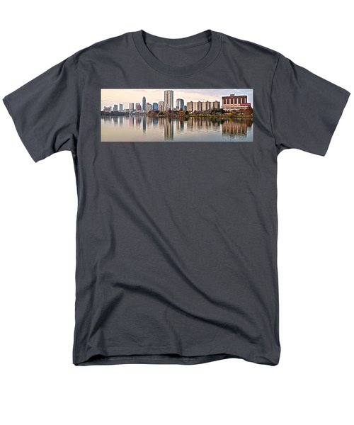 Austin Elongated Men's T-Shirt  (Regular Fit) by Frozen in Time Fine Art Photography