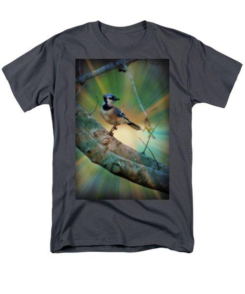 Baby Blue Men's T-Shirt  (Regular Fit) by Trish Tritz
