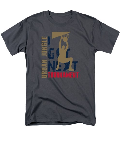 Basketball I Got Next 4 Men's T-Shirt  (Regular Fit) by Joe Hamilton