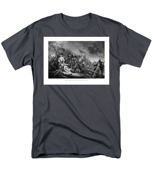 Battle of Bunker Hill T-Shirt by War Is Hell Store