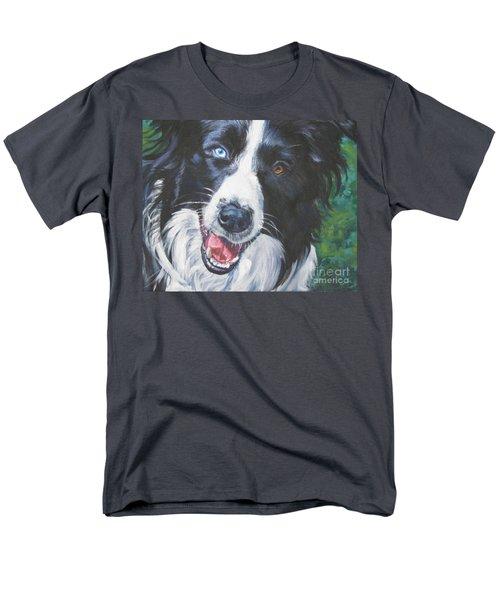 border collie T-Shirt by Lee Ann Shepard