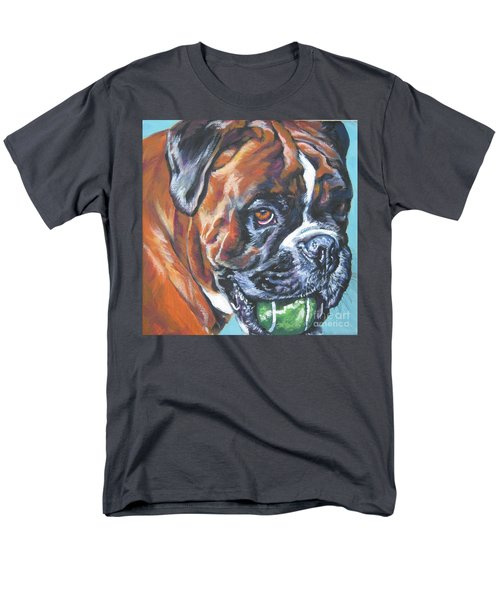 boxer tennis T-Shirt by Lee Ann Shepard