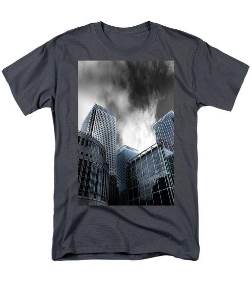 Canary Wharf Men's T-Shirt  (Regular Fit) by Martin Newman