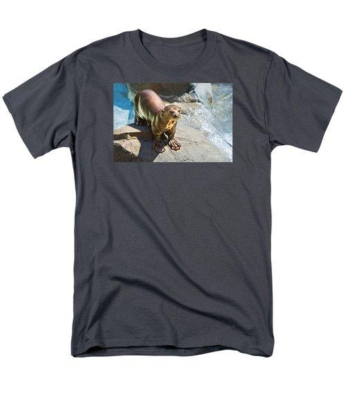Catching Some Sun Men's T-Shirt  (Regular Fit) by Jamie Pham