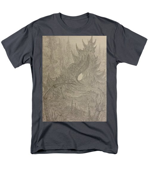 Coastal Castle Men's T-Shirt  (Regular Fit) by Corbin Cox