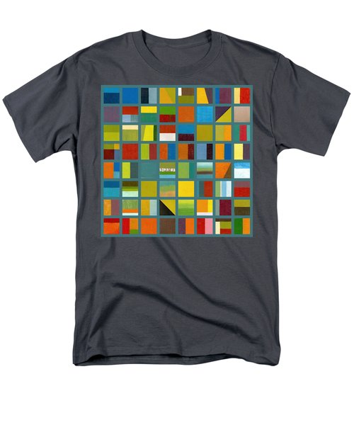 Color Study Collage 67 T-Shirt by Michelle Calkins
