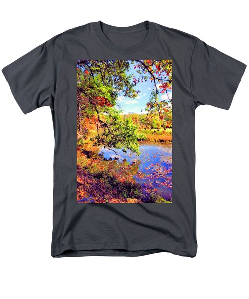 Colorful Reflections T-Shirt by Kristin Elmquist
