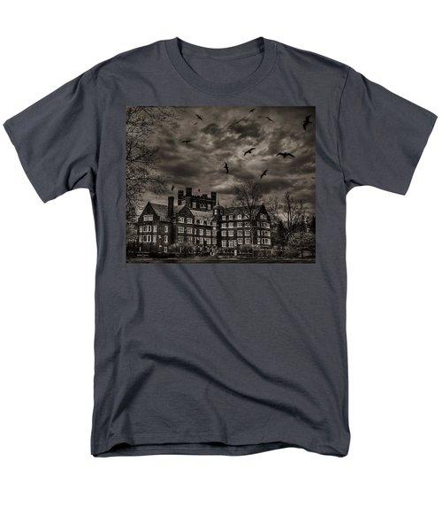 Daydreams Darken Into Nightmares T-Shirt by Evelina Kremsdorf