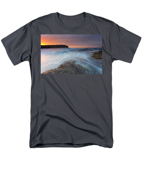 Divided Tides Men's T-Shirt  (Regular Fit) by Mike  Dawson