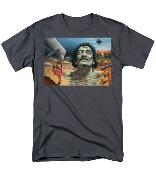 Dolly in Dali-Land T-Shirt by James W Johnson