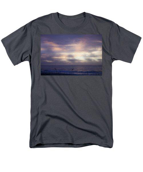 Dreamy Blue Atlantic Sunrise T-Shirt by Teresa Mucha