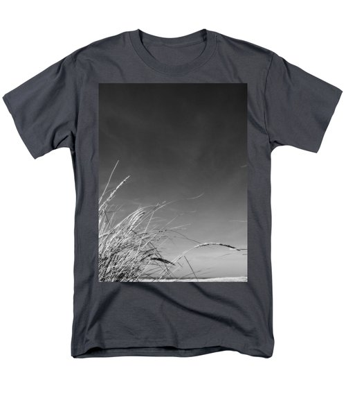 Dune Grass With Sky T-Shirt by Michelle Calkins