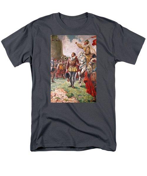 Elizabeth I the Warrior Queen T-Shirt by CL Doughty