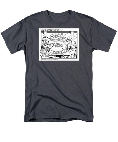 Elton Men's T-Shirt  (Regular Fit) by Joe King