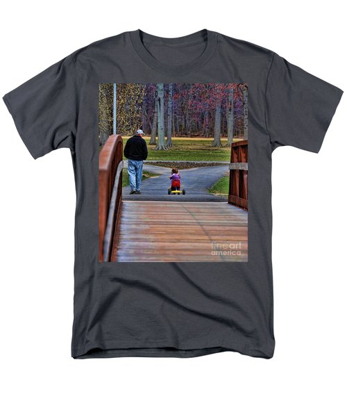 Family - A Father's Love T-Shirt by Paul Ward
