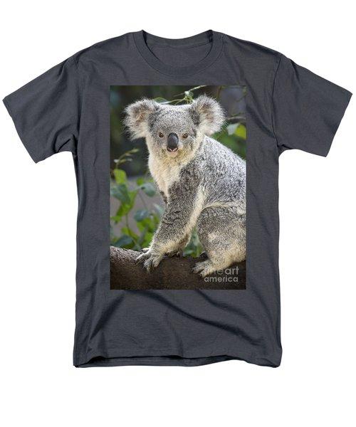 Female Koala Men's T-Shirt  (Regular Fit) by Jamie Pham