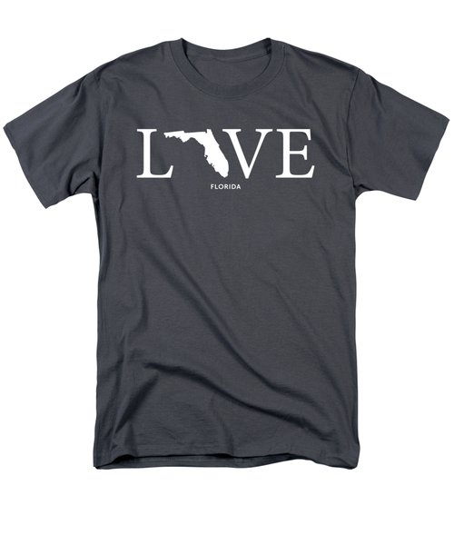 Fl Love Men's T-Shirt  (Regular Fit) by Nancy Ingersoll