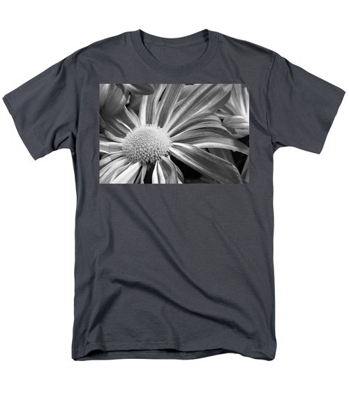 Flower Run through It Black and white T-Shirt by James BO  Insogna