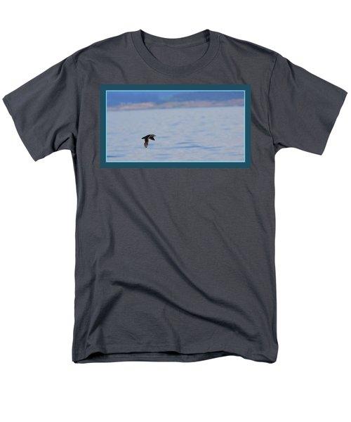 Flying Rhino Men's T-Shirt  (Regular Fit) by BYETPhotography