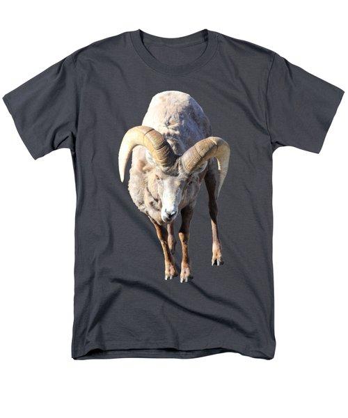 Head-on Men's T-Shirt  (Regular Fit) by Shane Bechler